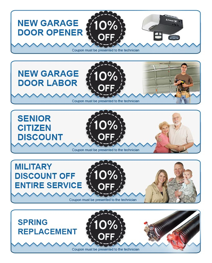 HighTech Garage Door North Las Vegas, NV 702-720-1032